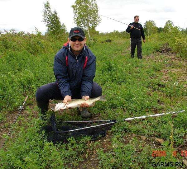 ловля щуки в челябинской области