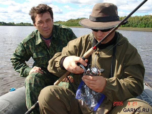 ловля язя на реке тавда