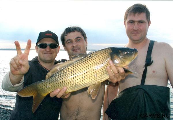 рыбалка в щербаковке