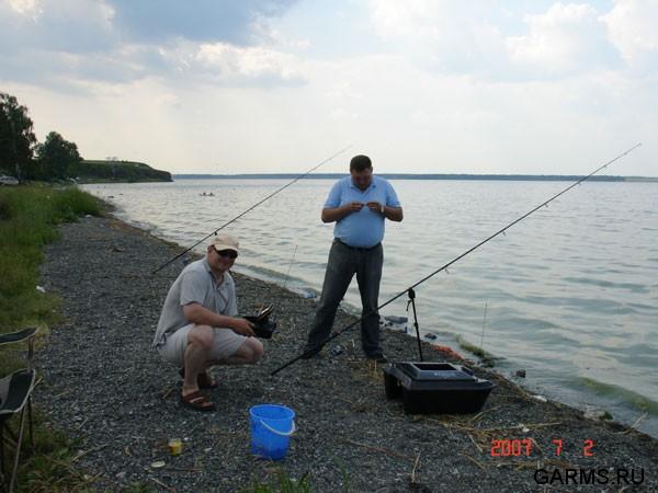 ловля карпа на озерах челябинской