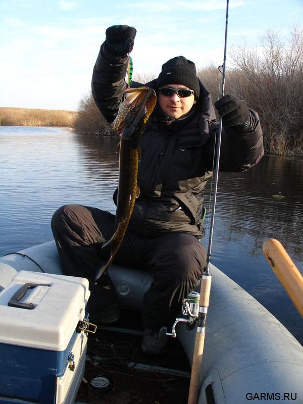 рыбалка нижний иртыш