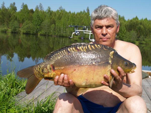 рыбалка соколовка