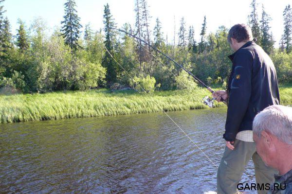 река сосьва отчет о рыбалке 2016