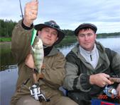 рыбалка в лебедкино