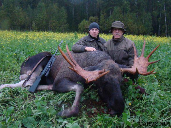 охота и рыбалка на лося видео 2016