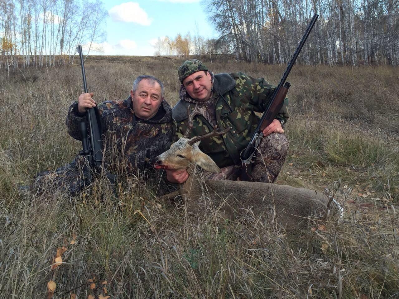 челябинское общество рыболовов и охотников