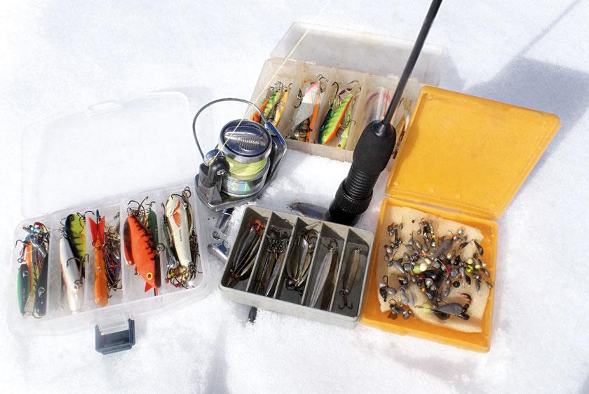 рыболовные комплекты с ящиком